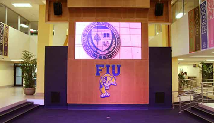 Monarch HD streams FIU's events to Facebook Live