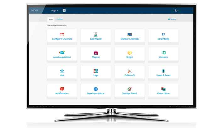 Harmonic's VOS SW Cluster accelerates OTT and IPTV delivery