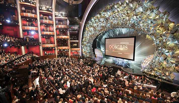 Bexel lays fibre foundation for Oscars broadcast