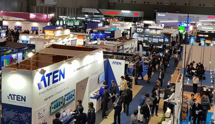 Inter BEE 2018 explores possibilities of new media