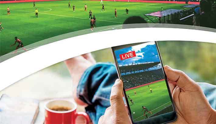 Live streaming brings viewers around the world – instantaneously