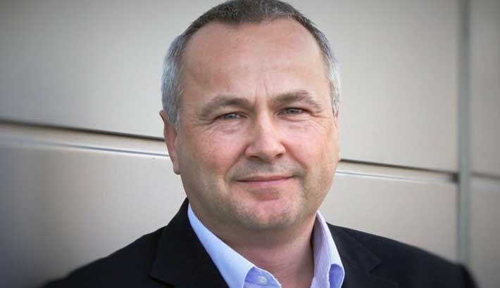 Vitec Group's Dave Dougall is now VP of sales for EMEA and APAC