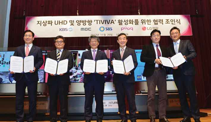 Photo of 4K/UHD broadcasting gains momentum in Asia