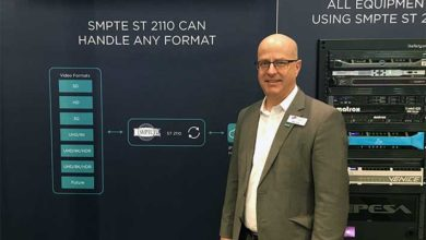 Photo of AIMS marks first SMPTE ST 2110 demonstration at 2018 NAB Show