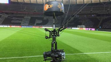 Photo of German broadcaster scores big in bringing AR graphics to international football friendly