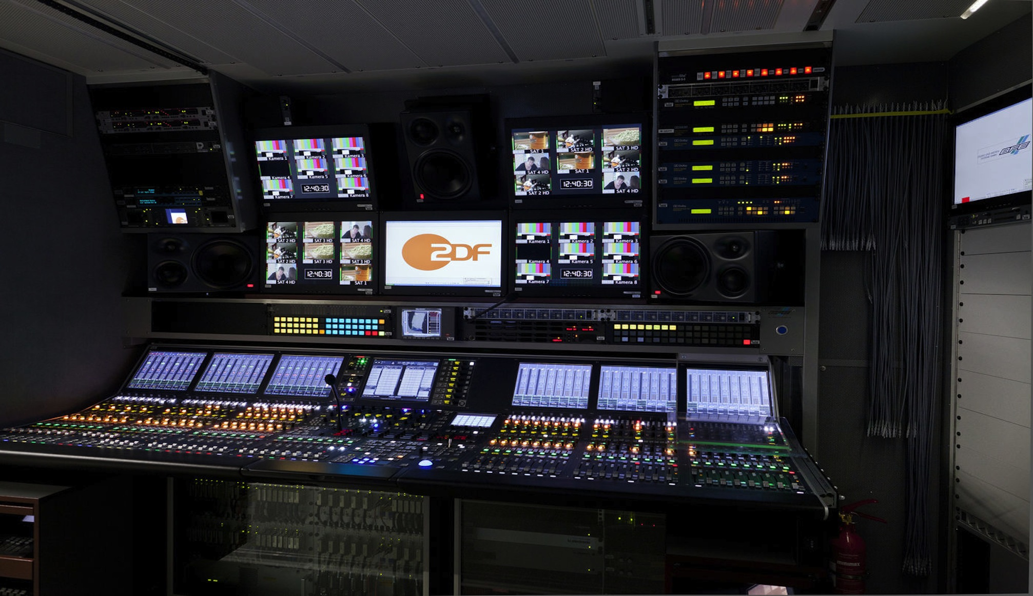 German broadcaster taps BFE to modernise existing playout infrastructure
