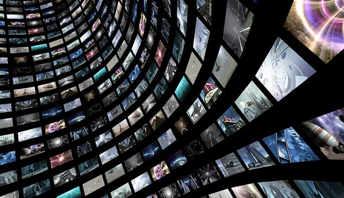 APAC TV industry dominates amid online video growth