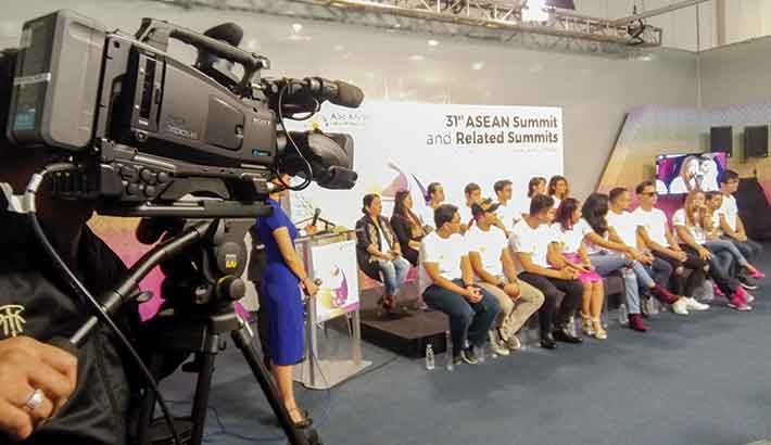 Sony supports Solid Video's coverage of 31st ASEAN Summit