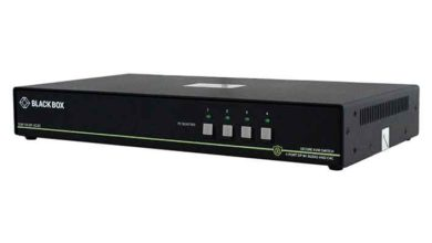 Photo of Black Box adds security layer to KVM switches