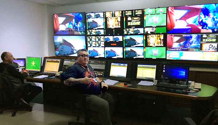 Photo of Brazilian broadcaster migrates from Neptune to Marina