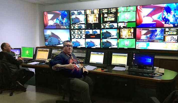 Brazilian broadcaster migrates from Neptune to Marina