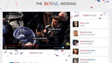 Photo of Sky News brings machine learning to identify Royal Wedding guests