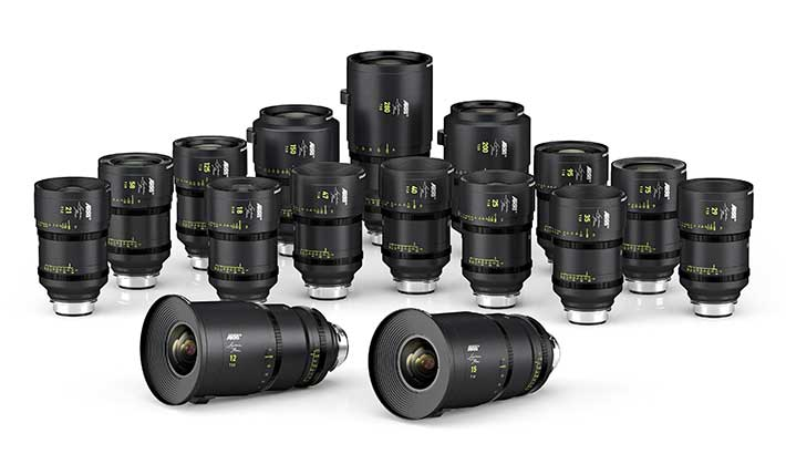Shooting through the prism of the most advanced camera lenses
