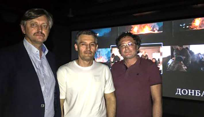 Baselight prepares Donbass for Cannes