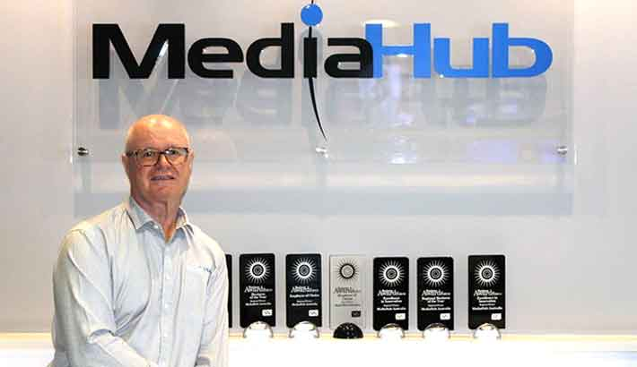 MediaHub Australia seals deal as ANC's playout partner