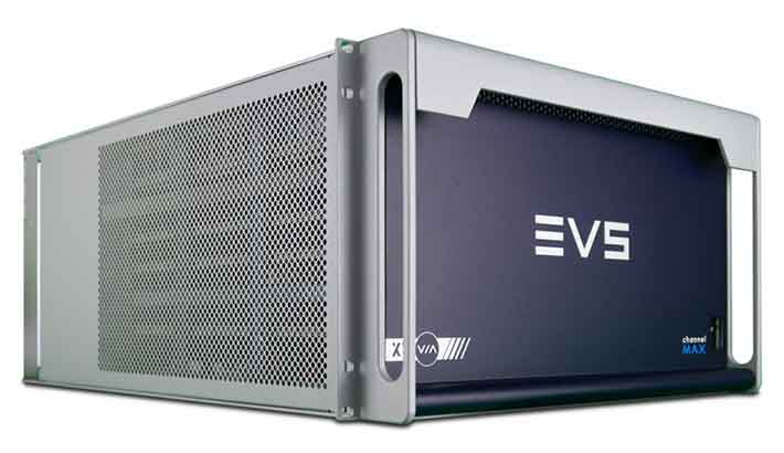 Photo of Live production is key for EVS