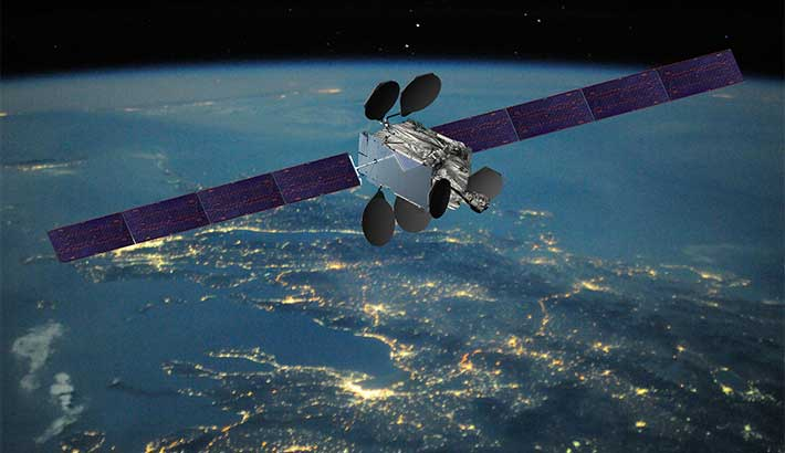 Photo of Intelsat highlights satellite's role in expanded viewership environments