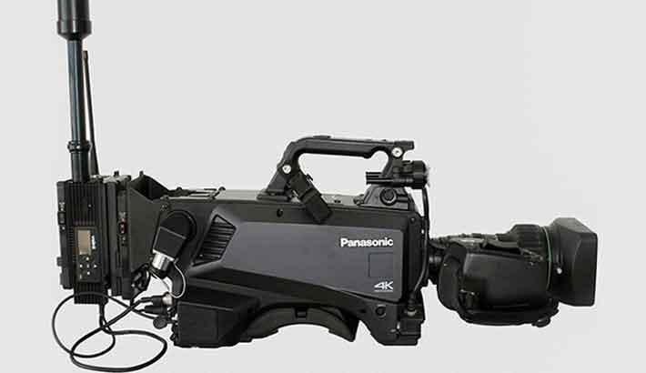 Photo of Panasonic adds IMT Vislink's transmitters to studio camera range
