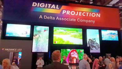 Photo of Digital Projection utilises Analog Way's solutions for 8K showcase