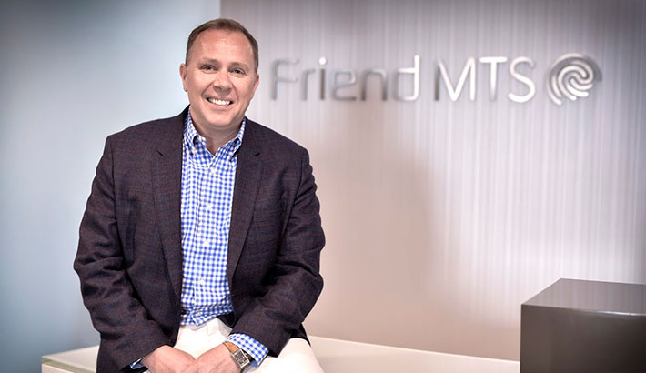 Photo of Friend MTS hires Simon Williamson