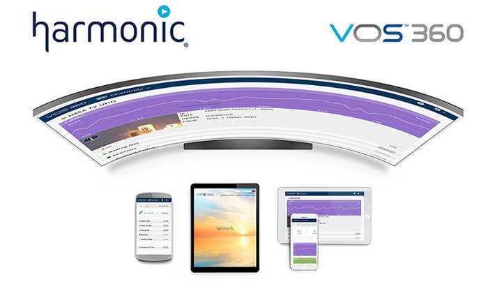 Harmonic brings 'bold approach' to video streaming