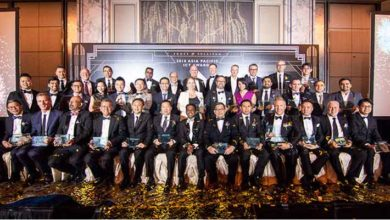 Photo of Singtel bags APAC telecom group award