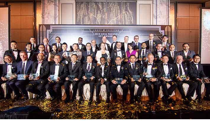Singtel bags APAC telecom group award
