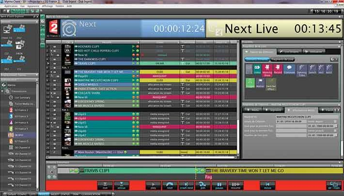 IP goes live in action with Pebble Beach Systems – APB News