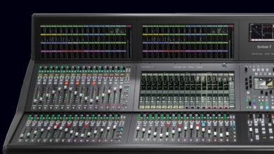 Photo of SSL adds immersive audio to EBU's European Championship trials