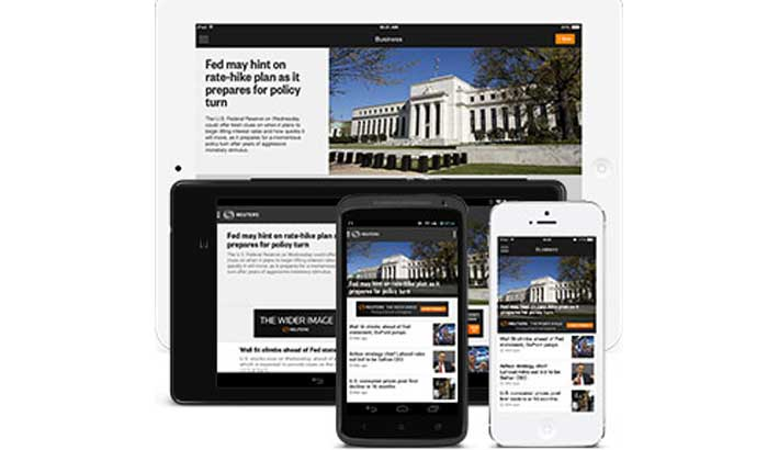 Reuters puts personalisation at heart of new app