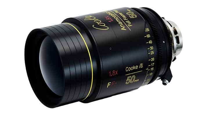 Looking through the lenses of Cooke Optics