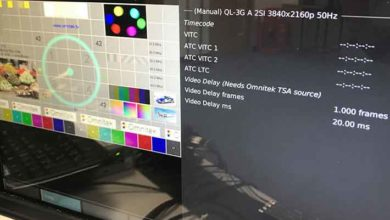 Photo of IMT Vislink highlights single-frame latency 4K/Ultra HD HCAM and UltraReceiver wireless camera solution