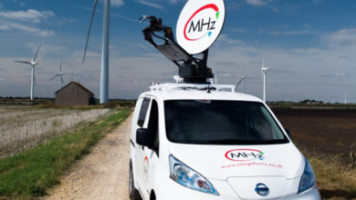 Photo of Megahertz builds world's first fully electric newsgathering vehicle