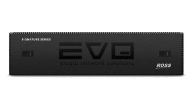 Photo of Ross Video unveils EVO Signature Series storage solutions