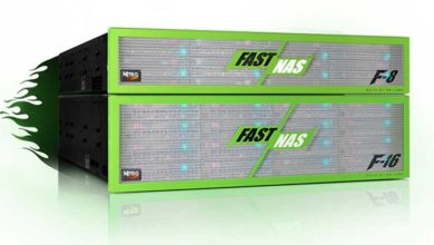 Photo of GB Labs brings FastNAS NitroMAX to NAB Show New York