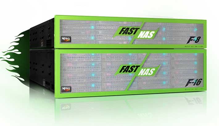 GB Labs brings FastNAS NitroMAX to NAB Show New York