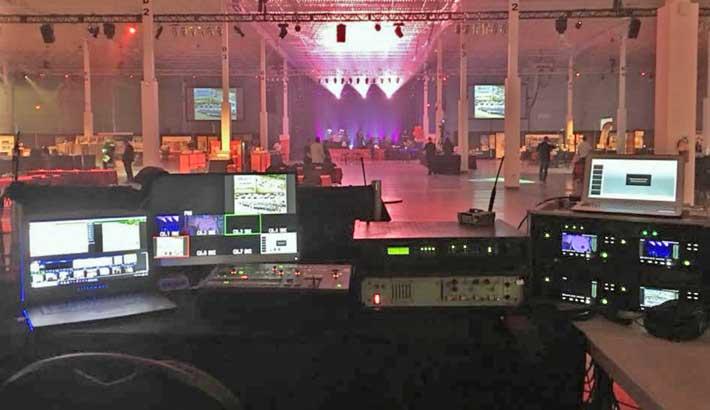 Photo of Le Groupe Spectre Sonore enhances live production capabilities