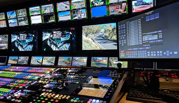 Grass Valley partners Gearhouse to mark Australian broadcasting history