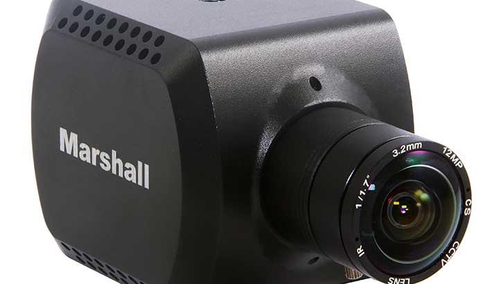 Marshall Electronics adds new members to camera portfolio