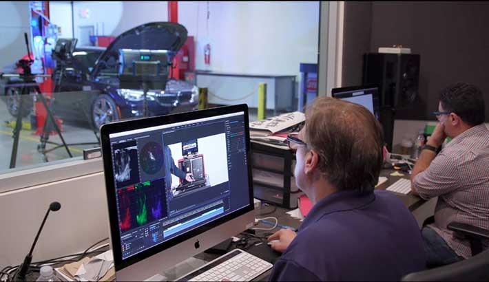 Quantum streamlines media production for Motorcar Parts of America