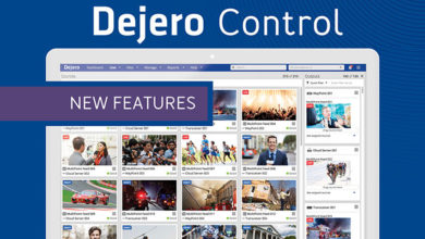 Photo of Dejero adds automated metadata and device sharing features to Control