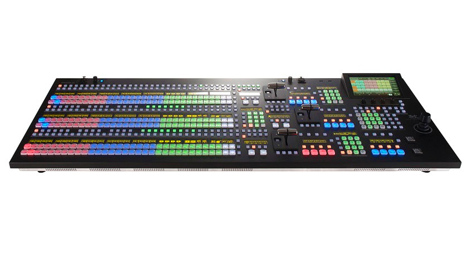 FOR-A supports Nepal Television's HD upgrade