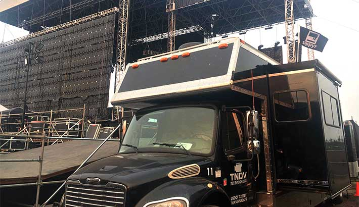 Photo of TNDV Television adds Destination to its mobile fleet