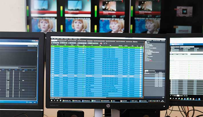 Imagine Communications supports CTC Media's IP playout