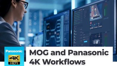 Photo of MOG Technologies joins Panasonic's 4K/UHD initiative