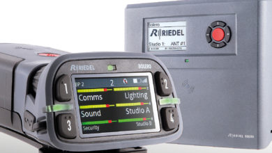 Photo of Bexel adds Riedel's Bolero and Artist to rental inventory