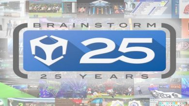 Photo of 25 years of Brainstorm