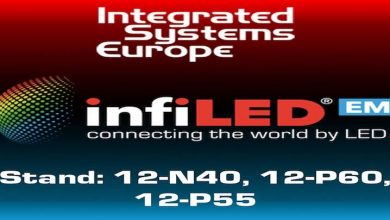 Photo of ISE 2019: infiLED shines with DB Series launch