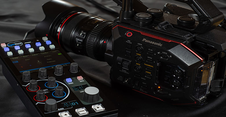Photo of CyanView-Panasonic alliance saves $$$ & time
