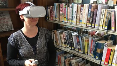 Photo of BBC takes VR into local libraries